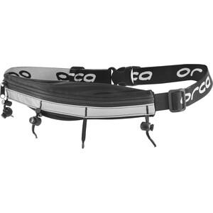 ORCA Race Belt w/ Zip Pocket svart svart