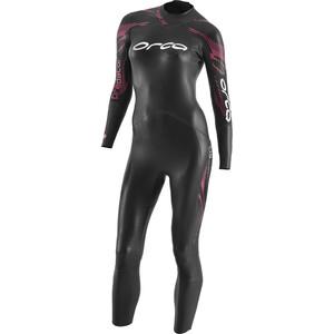ORCA Predator Langarm Wetsuit Damen schwarz schwarz