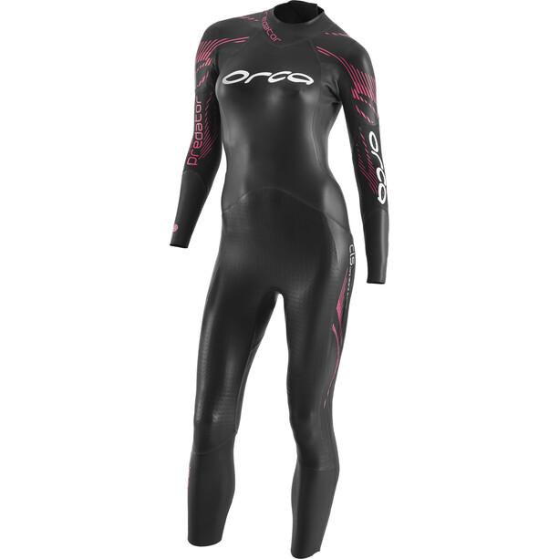 ORCA Predator Langarm Wetsuit Damen black
