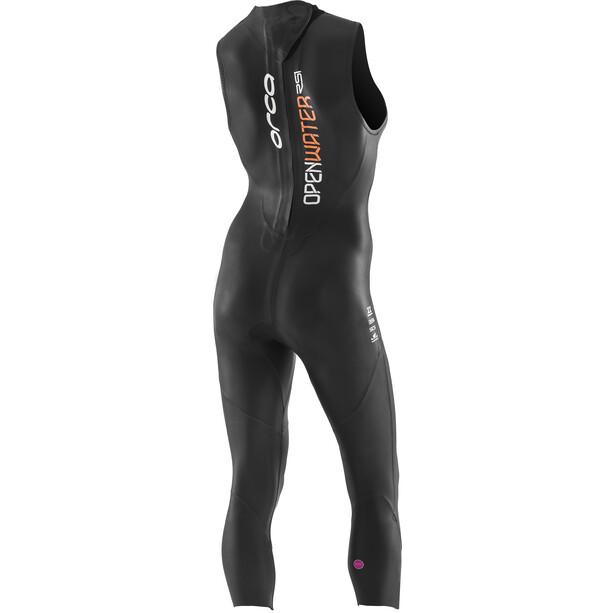 ORCA RS1 Openwater Ärmelloser Wetsuit Damen black
