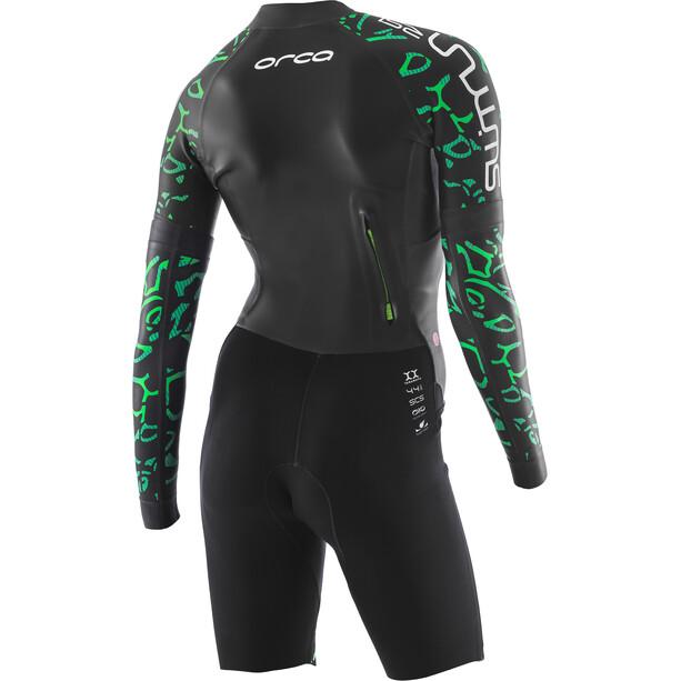 ORCA RS1 Swimrun Wetsuit Damen schwarz