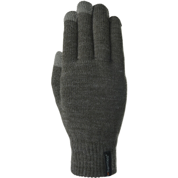 Extremities Thinny Touch Gloves charcoal