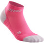 cep 3.0 Low Cut Socks Women rose/light grey
