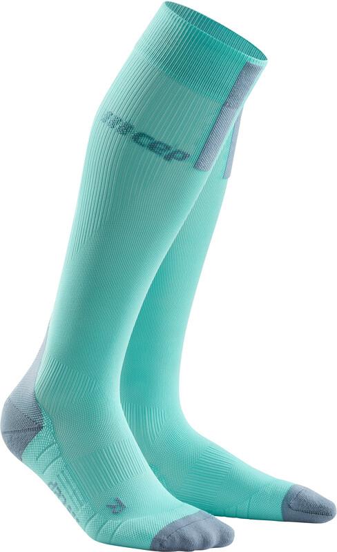 cep Run Socks 3.0 Damen ice/grey Laufsocken III 32-38cm WP40FX3