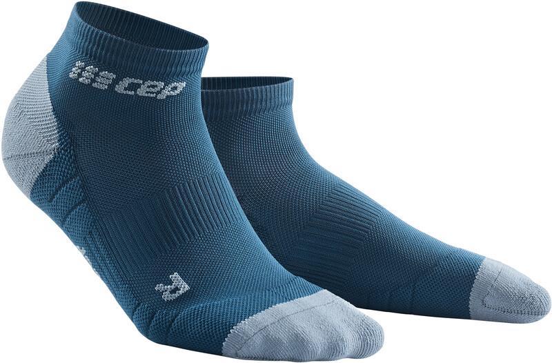 cep Low Cut Socks 3.0 Herren blue/grey Laufsocken IV EU 42-45 WP5ADX3