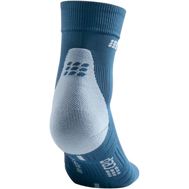 cep Short Socks 3.0 Herren blue/grey