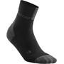 cep Short Socks 3.0 Herren black/dark grey
