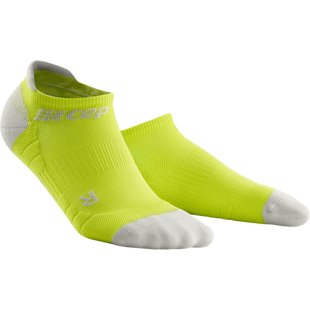 cep No Show Socks 3.0 Herr grön/grå