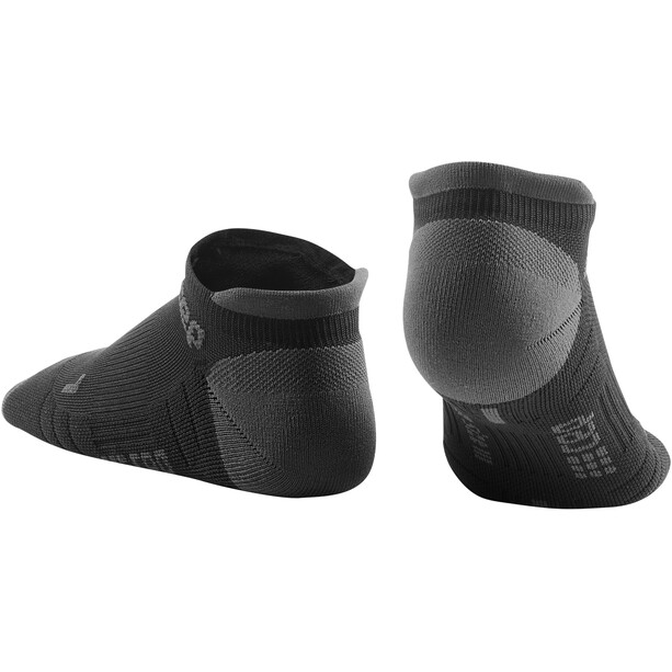 cep No Show Socks 3.0 Herr svart/grå