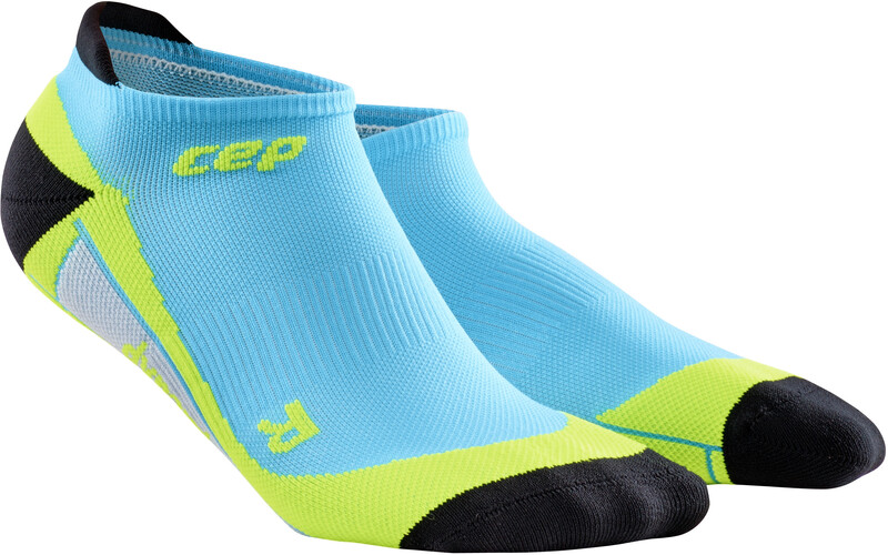 cep Dynamic+ No Show Socks Men hawaii blue/green V | 45-50 2019 Kompressionssock
