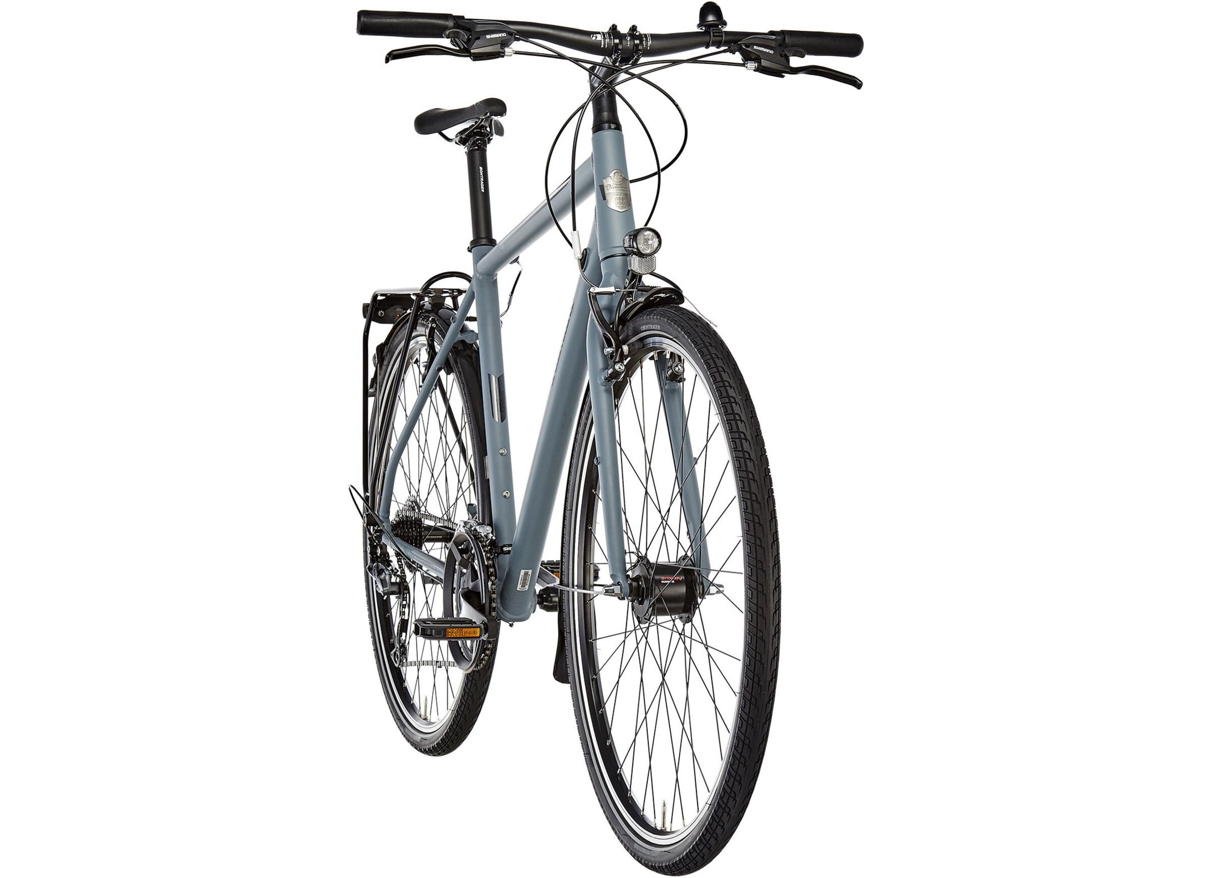 diamant elan touring bike blue at. Black Bedroom Furniture Sets. Home Design Ideas