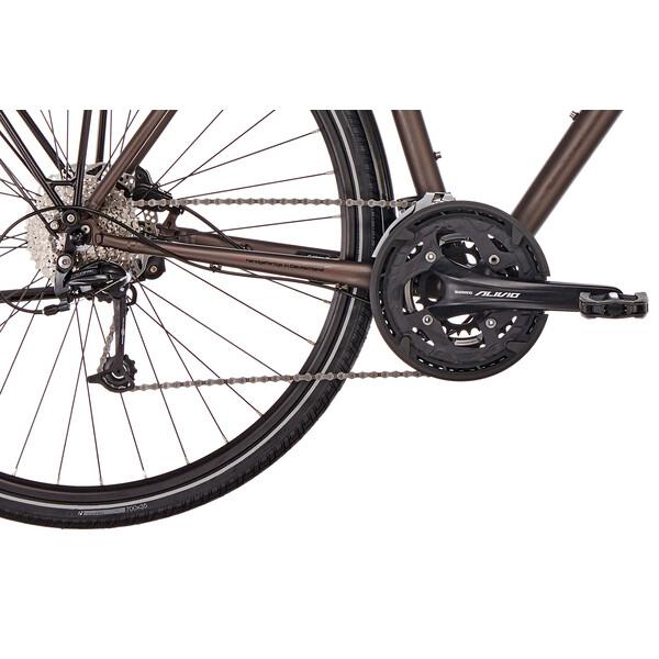 bicicletta da viaggio diamant elan deluxe marrone 2019. Black Bedroom Furniture Sets. Home Design Ideas