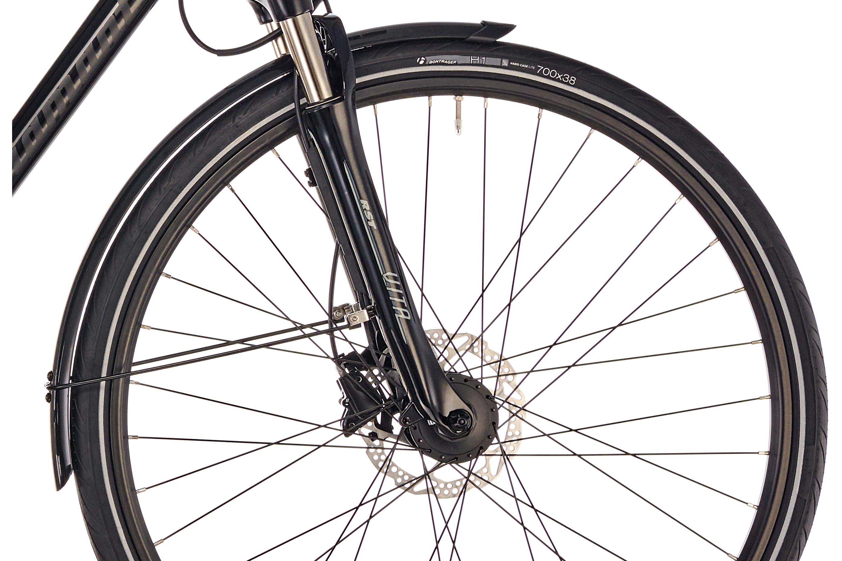 diamant elan sport touring bike men black at. Black Bedroom Furniture Sets. Home Design Ideas