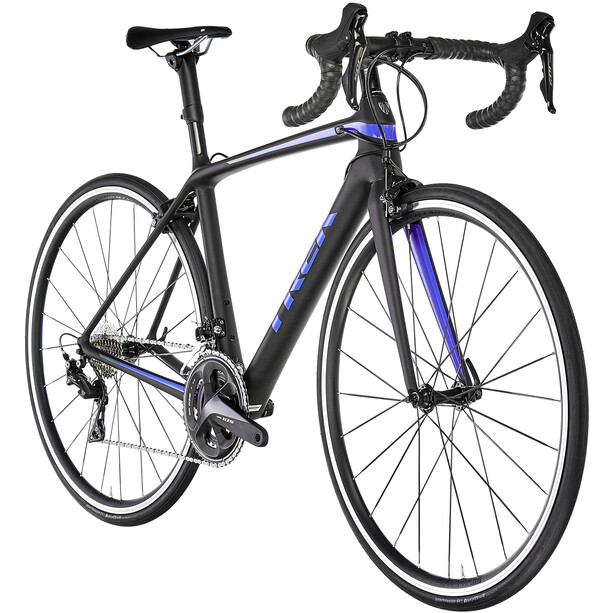 Trek Émonda SL 5 Damen matte trek black/gloss ultraviolet