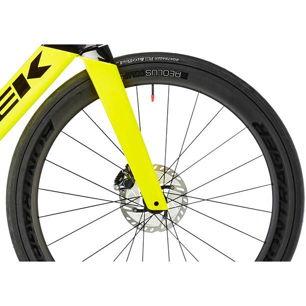 Trek Madone SLR 6 Disc radioactive yellow/trek black