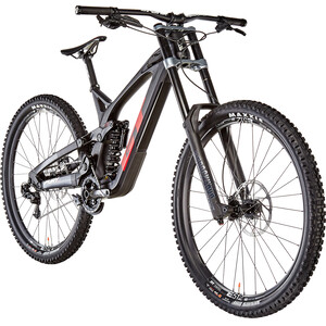 GT Bicycles Fury Pro, gloss raw/black/red/silver gloss raw/black/red/silver