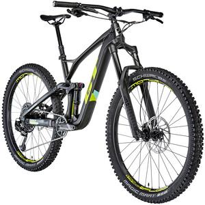 GT Bicycles Force Carbon Expert satin raw/gloss chartreuse/glacier mint satin raw/gloss chartreuse/glacier mint