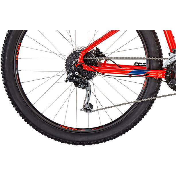 """GT Bicycles Avalanche Comp 27,5"""" gloss red/black/deep navy"""