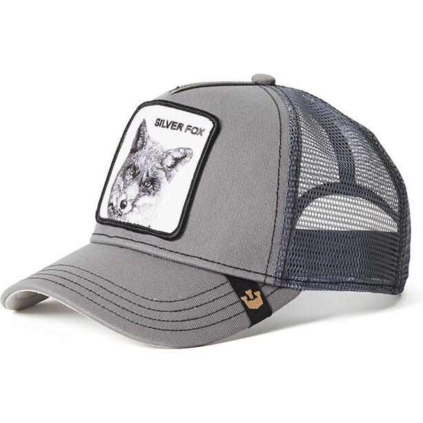 Goorin Bros. Silver Fox Trucker Cap grey