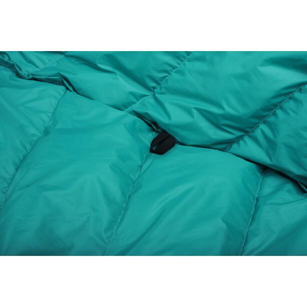 Grüezi-Bag Biopod DownWool Extreme Light 175 Sleeping Bag grön