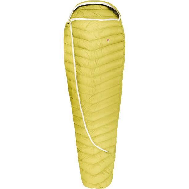 Grüezi-Bag Biopod DownWool Extreme Light 185 Sac de couchage, warm olive