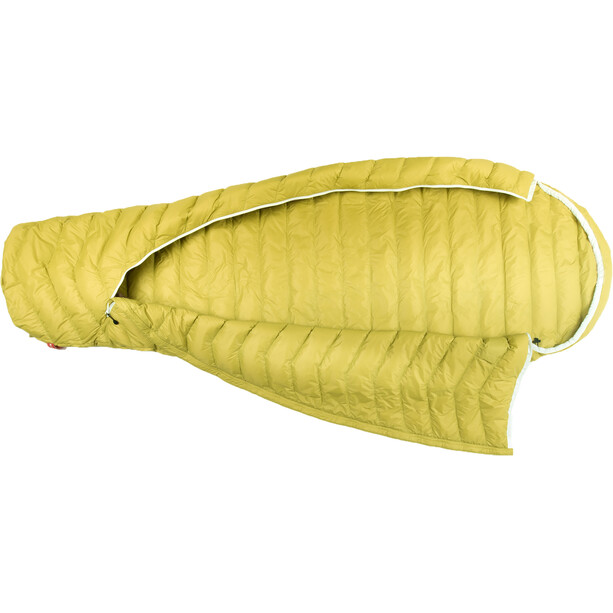 Grüezi-Bag Biopod DownWool Extreme Light 200 Schlafsack warm olive
