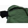 Grüezi-Bag Biopod DownWool Nature Schlafsack basil green