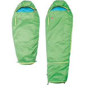 Grüezi-Bag Grow Colorful Schlafsack Kinder gecko green gecko green