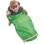 Grüezi-Bag Grow Colorful Schlafsack Kinder gecko green