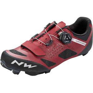 Northwave Razer Schuhe Herren dark red dark red