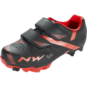 Northwave Hammer 2 Schuhe Kinder black/red black/red