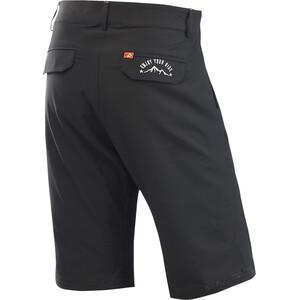 Northwave Escape Baggy Shorts Herren schwarz schwarz