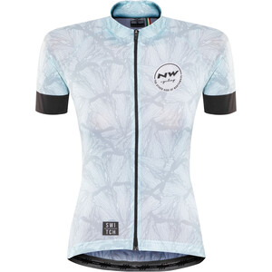 Northwave Bttrfly Kurzarm Trikot Damen light blue light blue