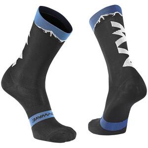 Northwave Clan Socken black/blue black/blue