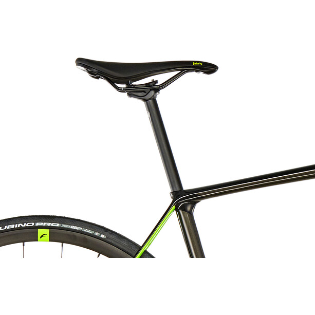 Cannondale Synapse Carbon Disc Ultegra acid green