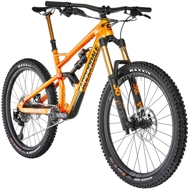 """Cannondale Jekyll Carbon 1 27,5"""" tangerine"""