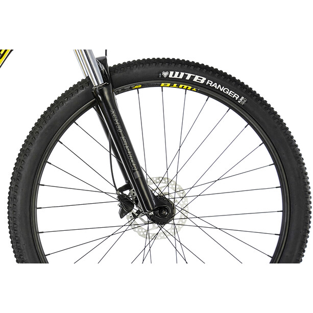 """Cannondale Trail 6 29"""" hot yellow"""
