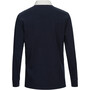 Peak Performance Rugby LS Shirt Herr salute blue