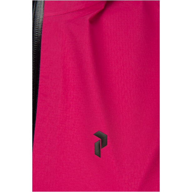 Peak Performance Limit Jacket Dam fusion pink