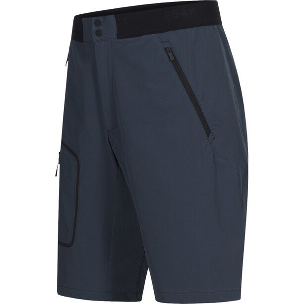 Peak Performance Light Softshell Scale Pants Herr blue steel