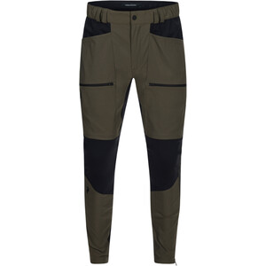 Peak Performance Track Tights Herr terrain green terrain green