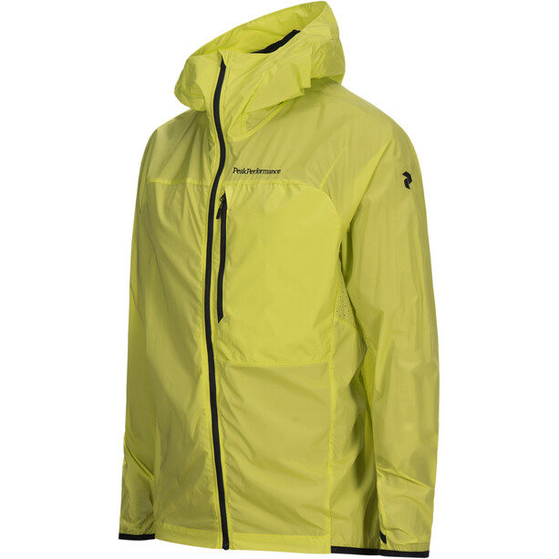 Peak Performance Raywind Jacket Herr blaze lime