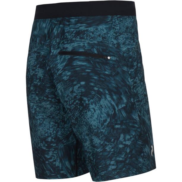 Peak Performance Freemont Print Shorts Herr pattern