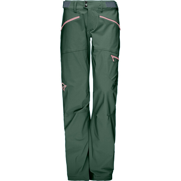 Norrøna Falketind Flex1 Hose Damen jungle green