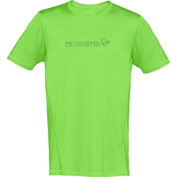 Norrøna /29 Tech T-Shirt Herren bamboo green