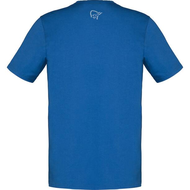 Norrøna /29 Cotton Heritage T-Shirt Herren denimite