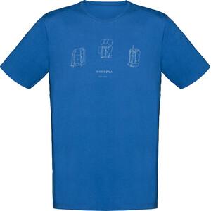 Norrøna /29 Cotton Heritage T-Shirt Herren denimite denimite