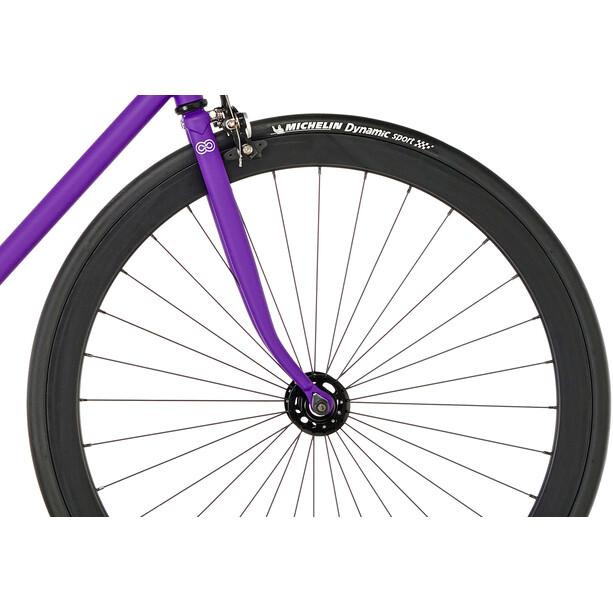 Creme Vinyl Uno Herren deep purple