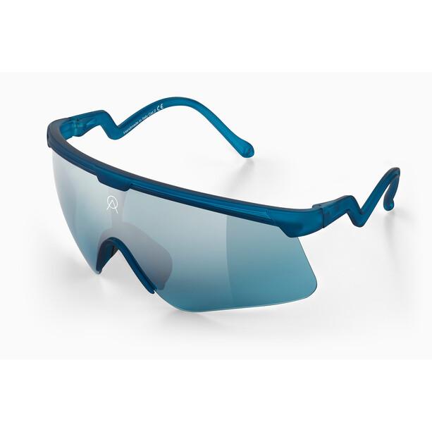 ALBA Optics Delta Mr Blue Brille Herren indigo blue