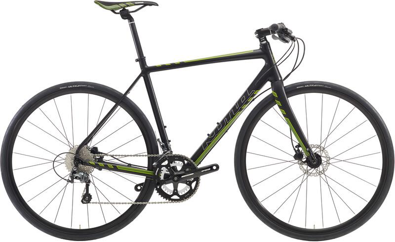 Kona Esatto Fast Hybridsykkel Grå 52cm (28) 2016 Hybridsykler Herre